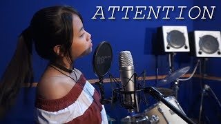 download lagu Attention - Charlie Puth Cover By Hanin Dhiya gratis