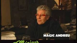 MAGIATV ENTREVISTA A MAGIC ANDREU