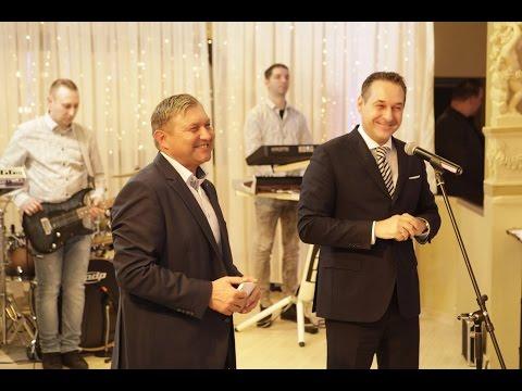 """""""Gemeinsam für eine bessere Zukunft"""" - Serben unterstützen die FPÖ"""