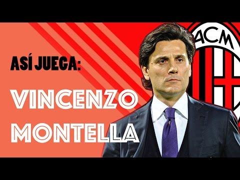 Vincenzo Montella   Asi Juega   Entrenadores del Fútbol Mundial