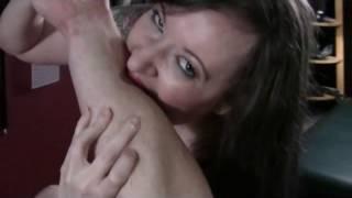 Varla Biting an Arm