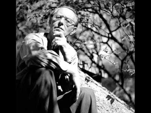 Карл Орф - Ego Sum Abbas (baritone)