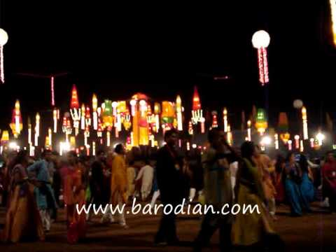 United Way of Baroda Garba 2010-Day 1-Part 2