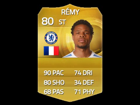 FIFA 15 REMY 80 Player Review & In Game Stats Ultimate Team
