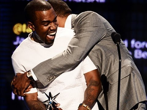 Jay Z Interrupts Kanye West BET Awards 2012