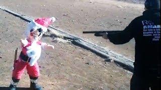 Santa-Hating Pastor Ruins Christmas