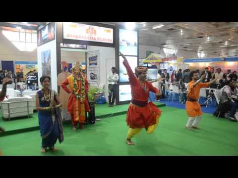 Performance By Maharashtra Tourism at Satte 2016