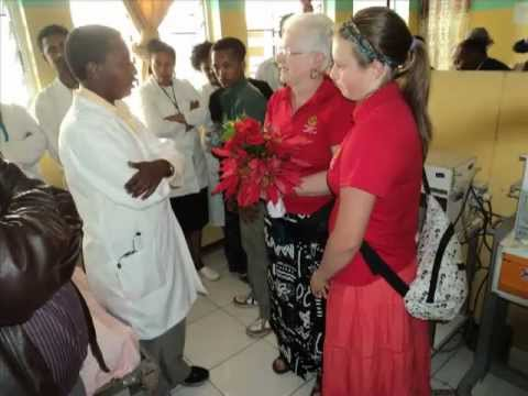 Barrie Rotary International Projects - Critical Care Unit in Ethiopia