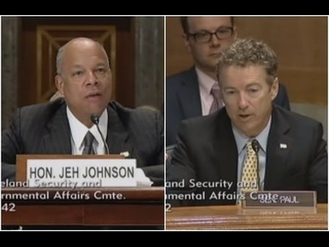 Rand Paul Goes Off On NSA Spying