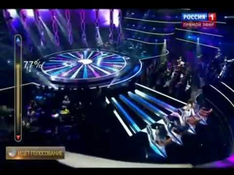 """Дуэль на шоу """"Артист"""": выступление Ивана Далматова"""