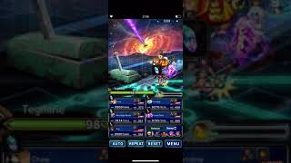 FFBE GL Tegmine All Mission clear