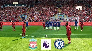 LIVERPOOL vs CHELSEA | 4 - 4 | ALL GOALS & HIGHLIGHTS | ARTGAMES PES 2019
