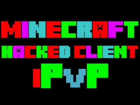 1.4.6 & 1.4.7 Hacked Client - iPvP Remade - WiZARD HAX