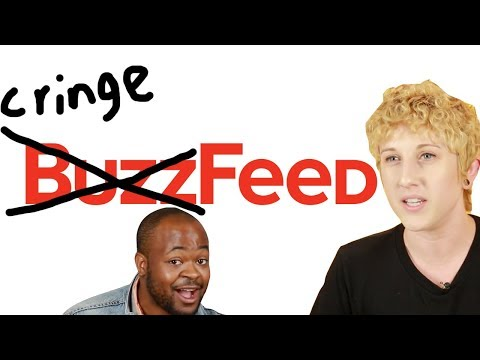 CringeFeed (Reacting to Cringy BuzzFeed Videos)