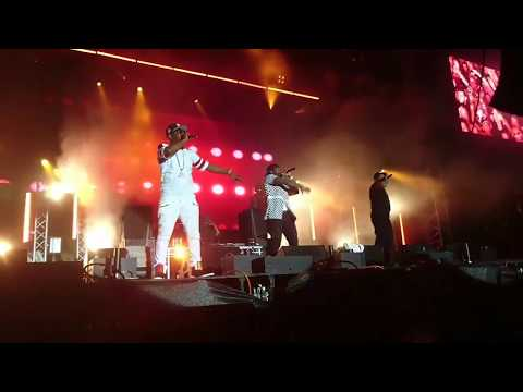 50 Cent & G Unit Live (Munity Festival UK 2017) (27.May.2017)