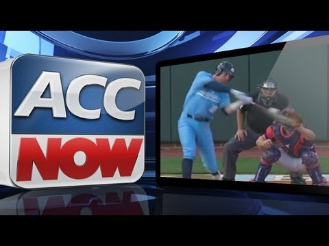 UNC's Colin Moran Named ACC Baseball Player of the Year - ACC NOW