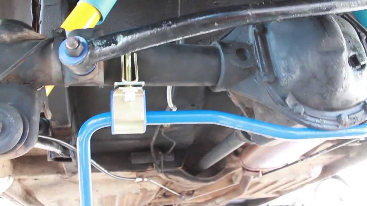 IPD Rear Sway Bar Installation HOW TO DIY - Build-off 122s Amazon Production Diary 6 - YouTube