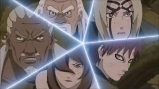 Naruto Shippuden OP 13-NIWAKA AME NIMO MAKEZU AMV VS