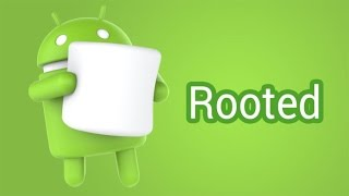 Root Android 6.0 Marshmallow + Xposed!
