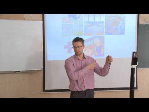 Endurance robots lecture - seminar in SF MEI, 14-th of March 2015, Smolensk, Russia (Full)