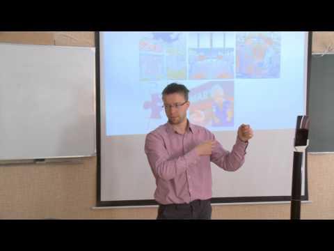 Endurance robots lecture - seminar in SF MEI, 14-th of March 2015, Smolensk, Russia (Full)