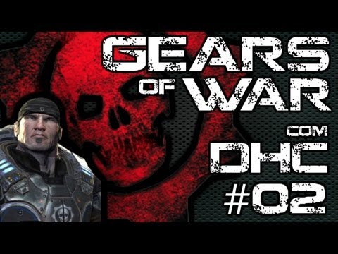 Gears Of War - Coop - Playthrouth Com Detohardcore #02