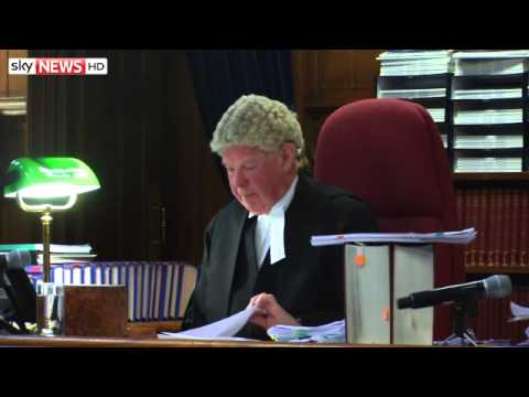 Appeal Court Decision On Rigby Murder