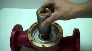 Grundfos UP UPS 200 Series O Ring Repair   YouTube