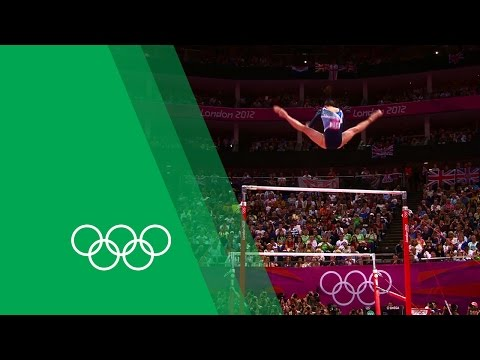 Beth Tweddle on her Bronze at London 2012 | Olympic Rewind