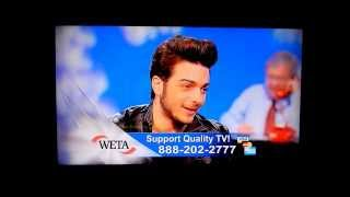 Il Volo en WETA, Washington, DC
