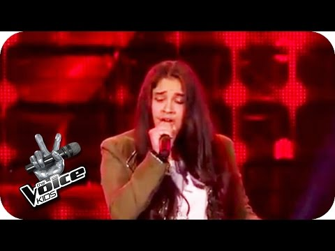 Survivor - Eye Of The Tiger (Shayene) | The Voice Kids 2016 | Blind Auditions | SAT.1
