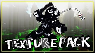 MINECRAFT PVP TEXTURE PACK - HUAHWI BLUE MCSG/UHC