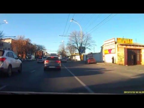 ДТП Ростов пр.Шолохова 19.11.2013