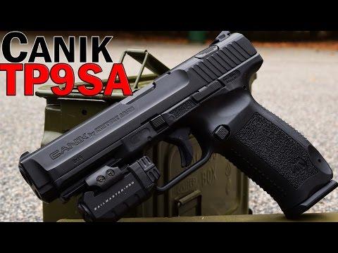 Century Arms Canik TP9SA Review - Guns.com