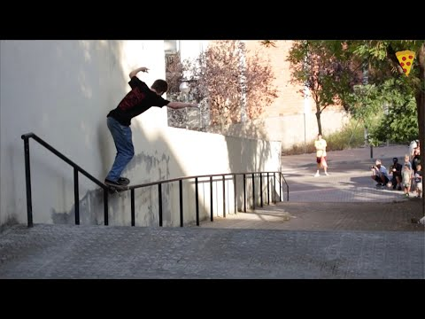 Pizza Skateboards - Prepare The Video - Bonus Video #4 (rough cut)