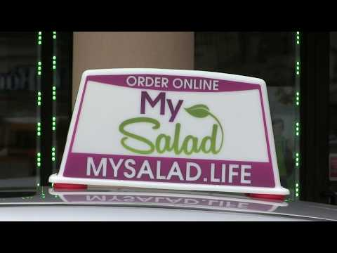 My Salad - Wayne, N.J. Now Offering Delivery