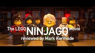 The LEGO Ninjago Movie reviewed by Mark Kermode