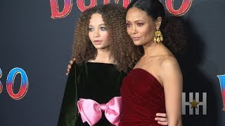 Thandie Newton's Daughter Makes Big Screen Debut In 'Dumbo'