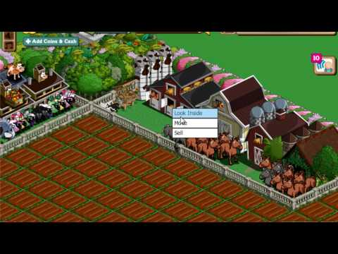 Farmville Horse Stable