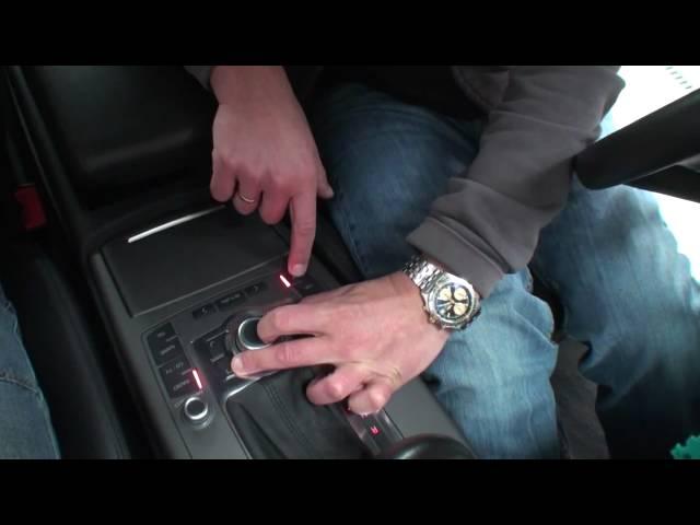 Audi A4 A5 A6 A8 Q5 Q7 MMI Reset by CONEXX - YouTube