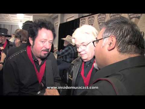 Inside MusiCast: 2009 Musician's Hall Of Fame interviews with Steve Lukather and David Hungate