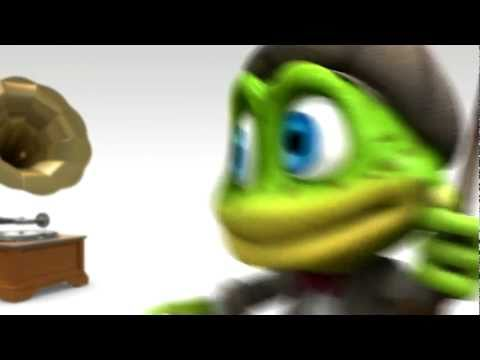 The Crazy Frogs - The Ding Dong Song - Yourkidtv video