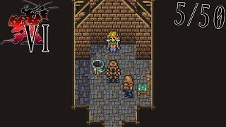 Final Fantasy VI • (5/50) • The Miracle of Shared Inventory