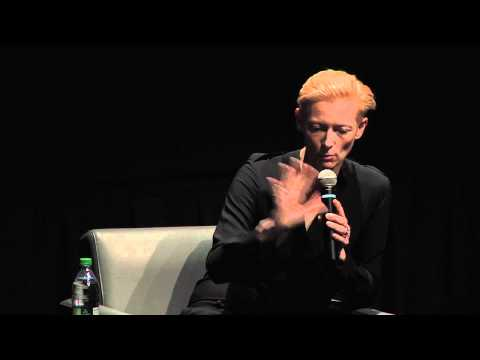 Tilda Swinton on Identity, Transformation | Mavericks | Festival 2011