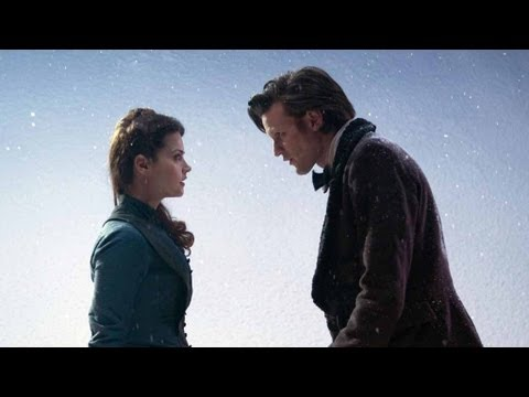 Doctor Who: The Snowmen - Christmas Special Trailer - BBC One Christmas 2012