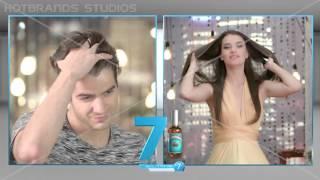 Argan Hair Oil Commercial