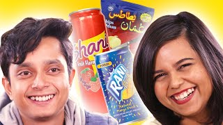 Indians Taste Test Gulf Snacks | BuzzFeed India