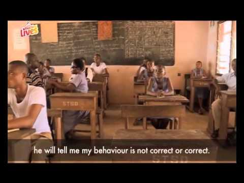 Airtel Ghana Touching Lives - Blind Sylvia