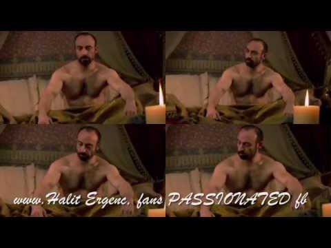 Halit Ergenc... His Imposing Voice in...''Ben Suleyman'' ..''I'm afraid''1st ep (eng.trans.)