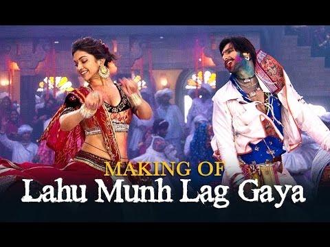 Lahu Munh Lag Gaya Song Making - Goliyon Ki Raasleela Ram-leela...